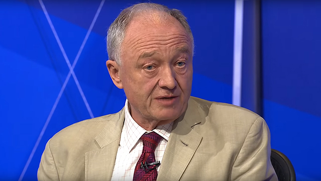 Former London Mayor Ken Livingstone (Photo: youtube) (Photo: YouTube)