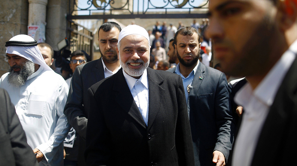 Hamas is expected to strongly win the upcoming elections. (Photo: AFP)