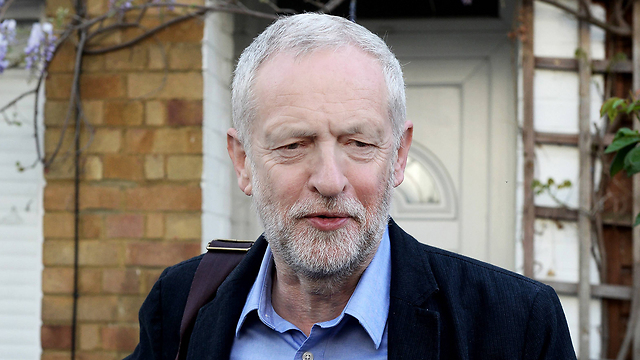 Jeremy Corbyn (Photo: Getty Images)  (Photo: Getty Images)
