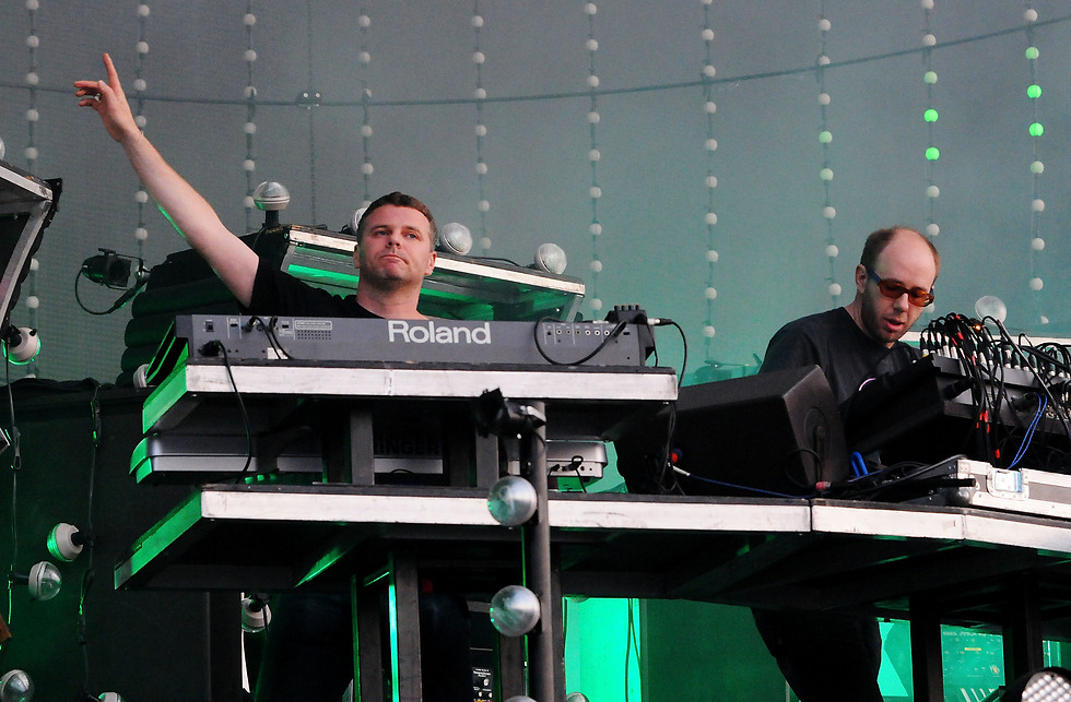 The Chemical Brothers (Photo: Getty)