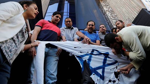 Contemporary anti-Zionism in the Muslim world reflects fears that recognition of Zionism discredits Islam (Photo: Reuters)