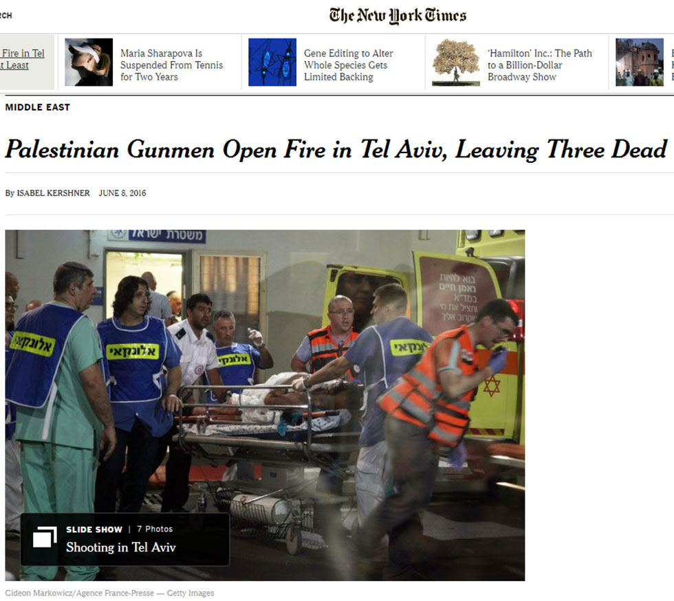 The New York Times coverage
