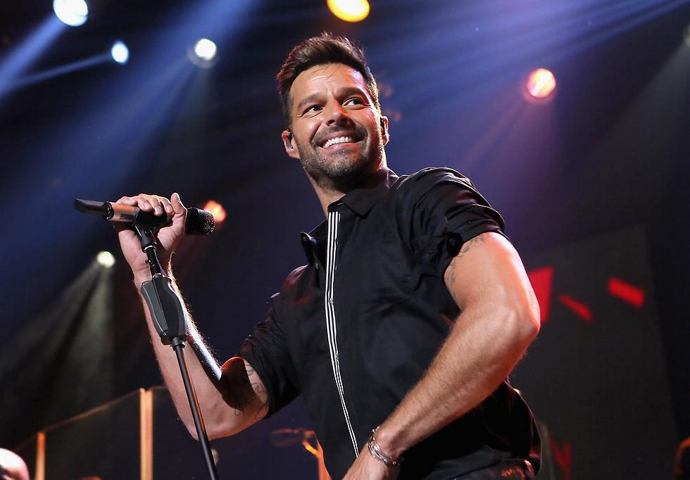 Ricky Martin performing (Photo: Gettyimages)