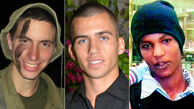 Goldin (left), Shaul (center), and Mengistu (right). The Turkey reconciliation is not expected to include a provision for them.