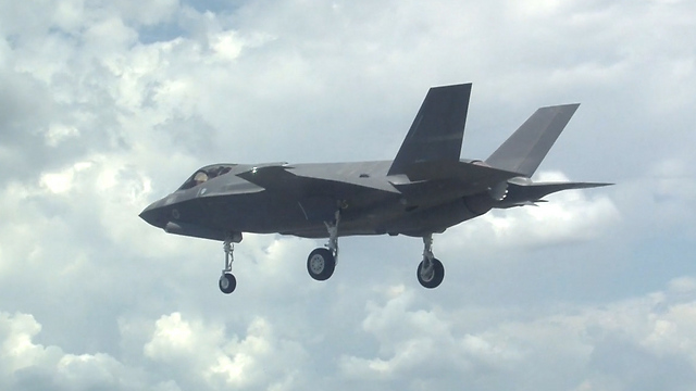 The F-35