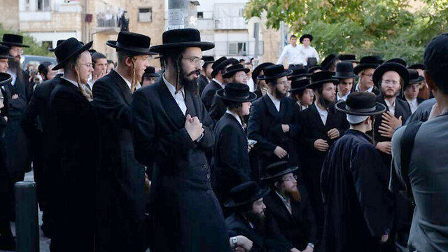Ultra-Orthodox don't get tested for cancer gene for fear of being an undesireable match (Photo: Yoav Davidkovitz)
