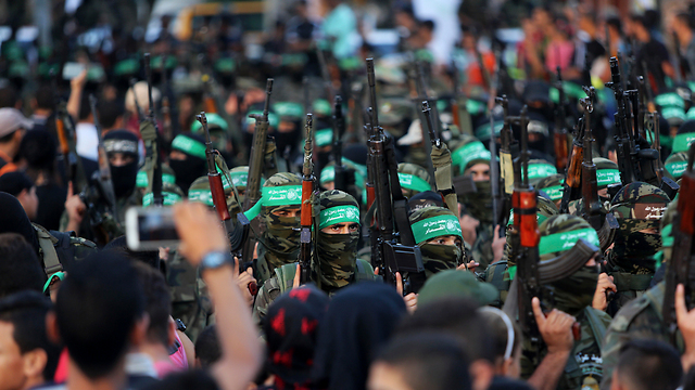 Hamas. Israel can use this enemy's interests to serve its own. (Photo: AP) (Photo: AP)