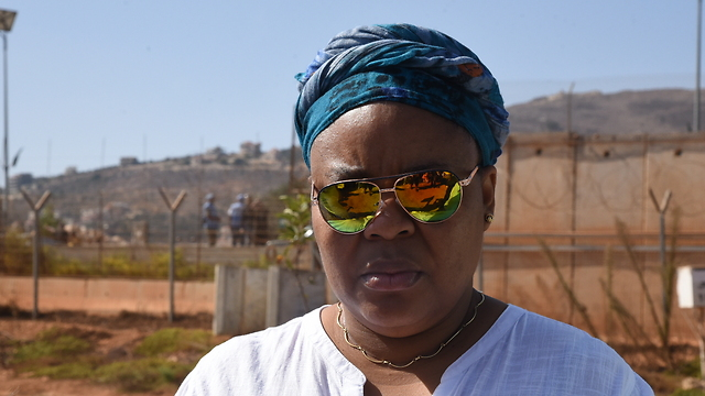 Liberian Nobel Peace Prize winner Leymah Gbowee (Photo: Avihu Shapira)