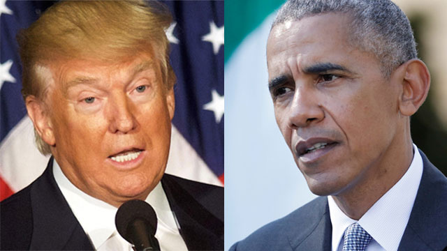 Obama has a 'very warm conversation' with Trump (Photo: AP, AFP)