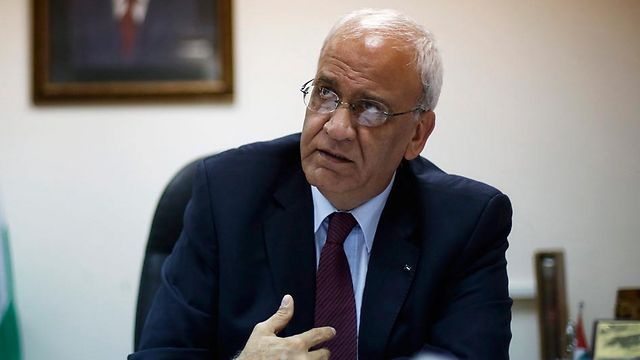 Saeb Erekat (Photo: Reuters) (Photo: Reuters)