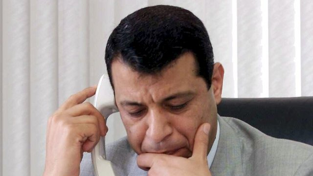 Mohammad Dahlan. The local identity could serve as a renewed stepping stone to a national leadership position (Photo: Shaul Golan)
