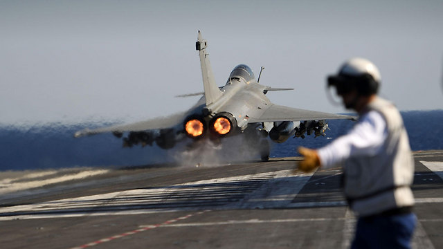 French Rafale fighter jet (Photo: AFP)