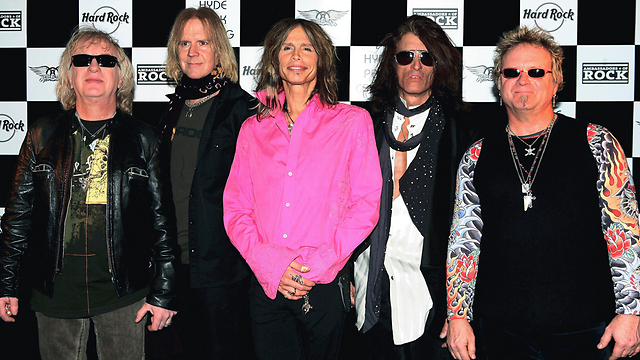 Aerosmith (Photo: Getty Images) (Photo: Getty Images)