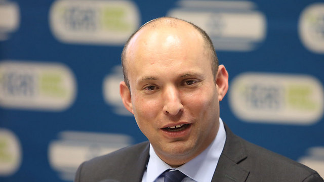 Bennett. 'There is a historical opportunity here' (Photo: Gil Yohanan)