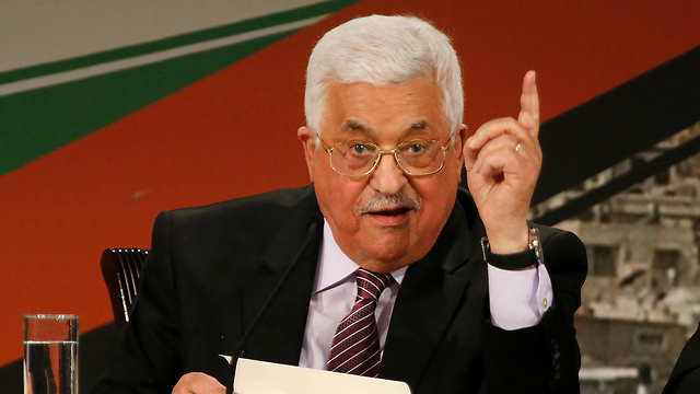 Palestinian Authority President Abbas (Photo: AFP) (Photo: AFP)