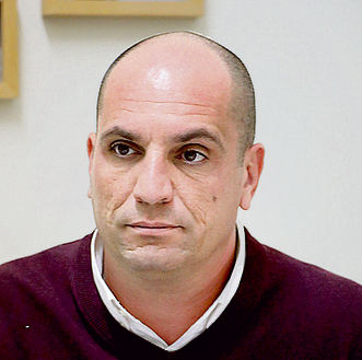 Attorney Younes. 'Land theft' (Photo: Shaul Golan)