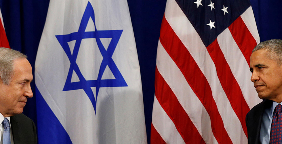 Netanyahu and Obama (Photo: Reuters) (Photo: Reuters)