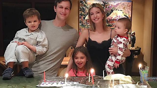 The Kushner family. An insurance policy for the new US administration's commitment to the State of Israel