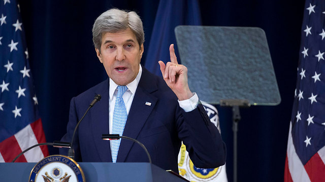 John Kerry (Photo: EPA) (Photo: EPA)