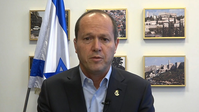 Nir Barkat (Photo: Daniel Elior) (Photo: Daniel Elior)