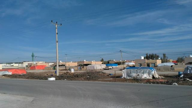 Syrian refugee tents in Jordan (Photo: T.H. Culhane)