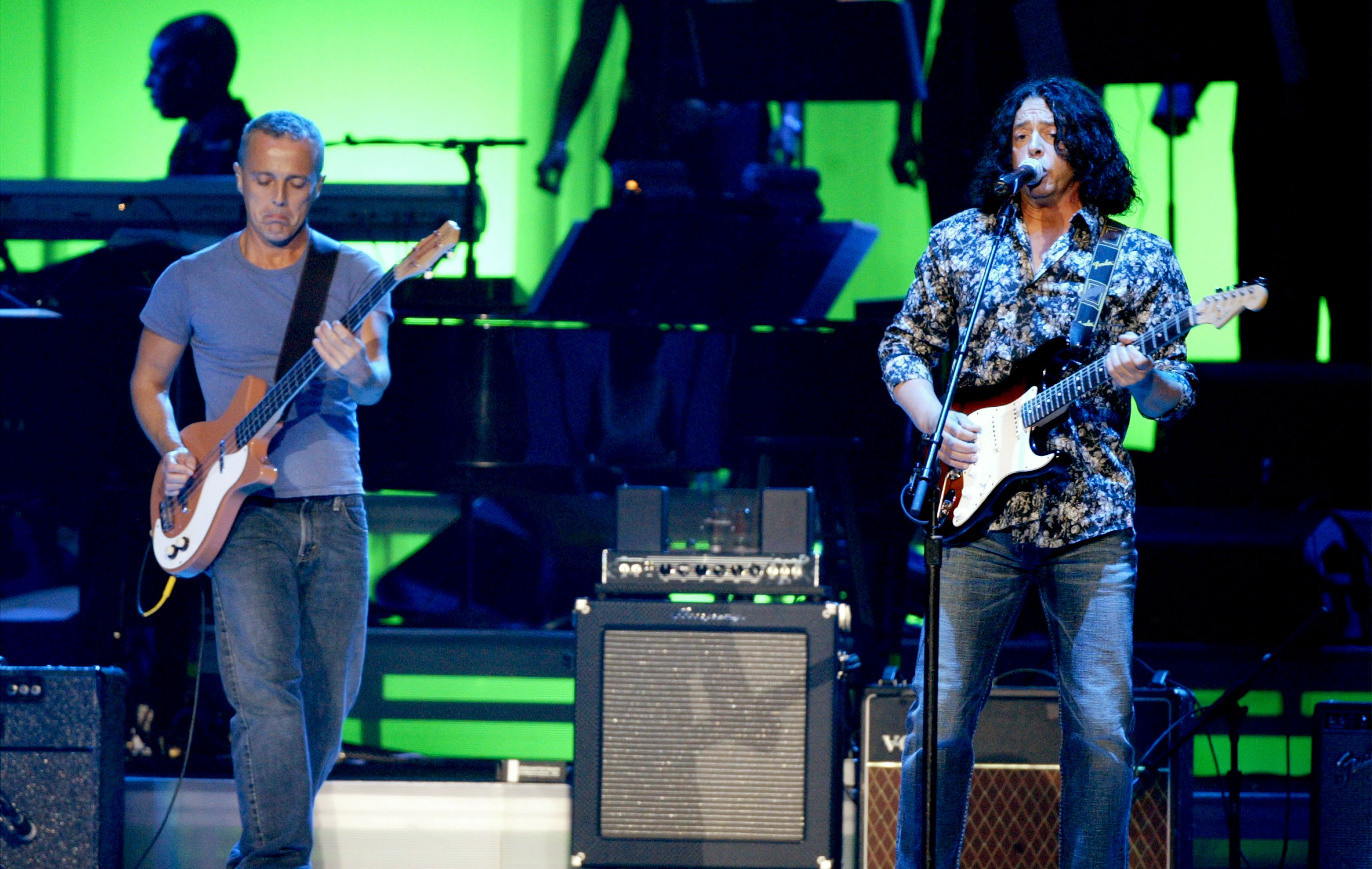 Tears for Fears (צילום: Getty Images) (צילום: Getty Images)
