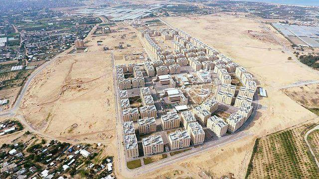 Hamed City project