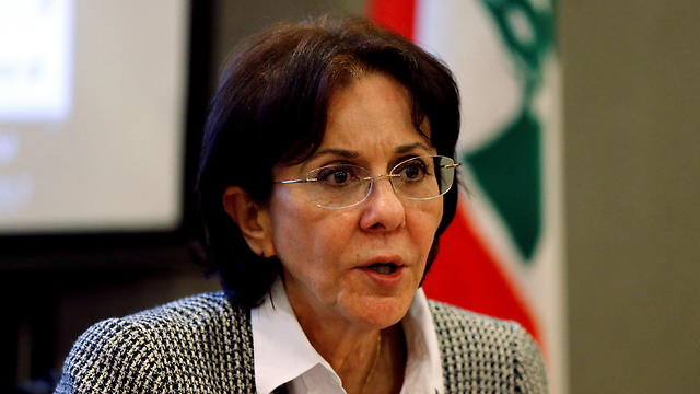 Rima Khalaf (Photo: Reuters) (Photo: Reuters)