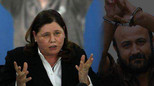 Fadwa Barghouti: 'the recordings are fake'
