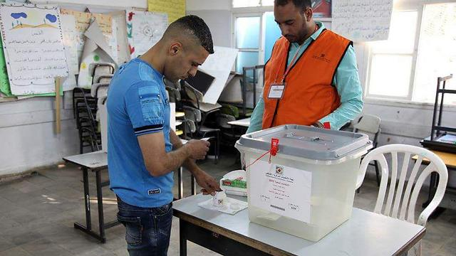 Elections in 145 local councils in the West Bank