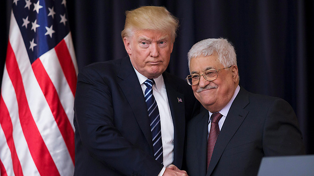 President Abbas will meet with Trump during his stay in New York for the General Assembly (Photo: EPA) (Photo: EPA)
