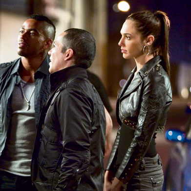 As Gisele in 'Fast and Furious' (2009)