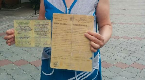 Emigrants from the former Soviet Union have to present documents to prove their Jewish roots (File photo: Tali Farkash)