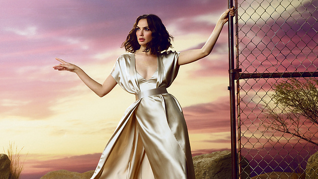 Gadot in Hollywood. 'I just gave everything I had' (Photo: Brian Bowen Smith)