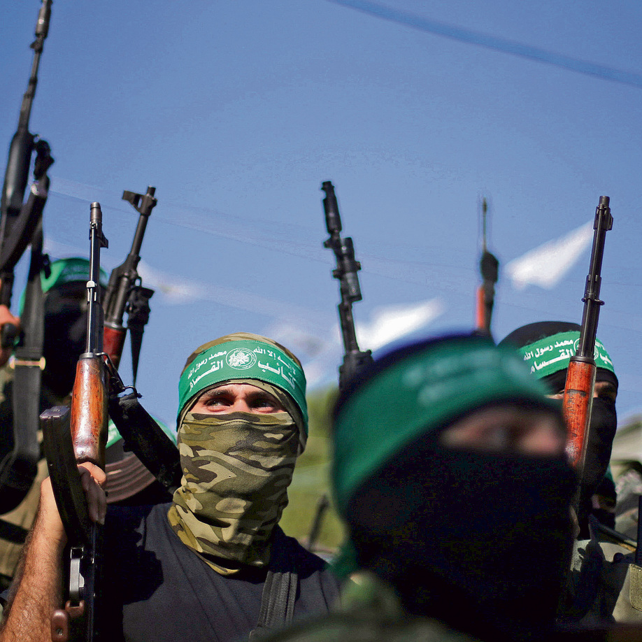 According to a security source, Hamas is doing everything in its power to launch terror attacks in the West Bank and step up protests near the border fence in Gaza (Photo: Reuters)