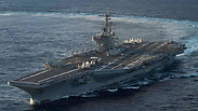 צילום: USS George H.W. Bush Facebook