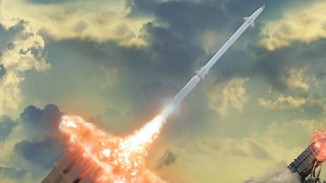An illustration of the system in action (Photo: Raytheon)