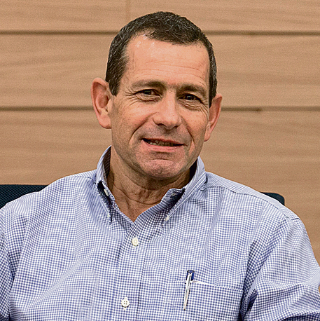 Shin Bet Director Nadav Argaman. It was in everyone's interest to downplay the decision and present it as a tactical matter (Photo: Ohad Zwigenberg)
