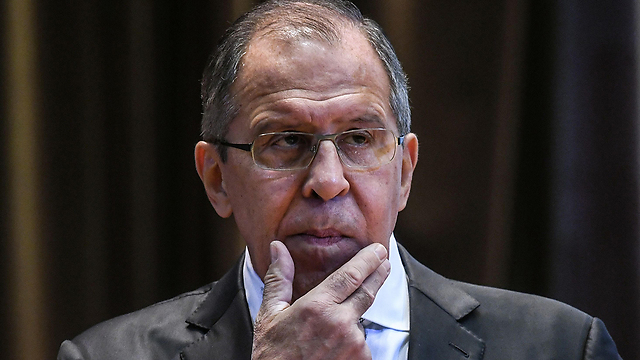 Russian Foreign Minister Sergei Lavrov. Iranian presence in Syria 'legitimate'  (Photo: AFP)
