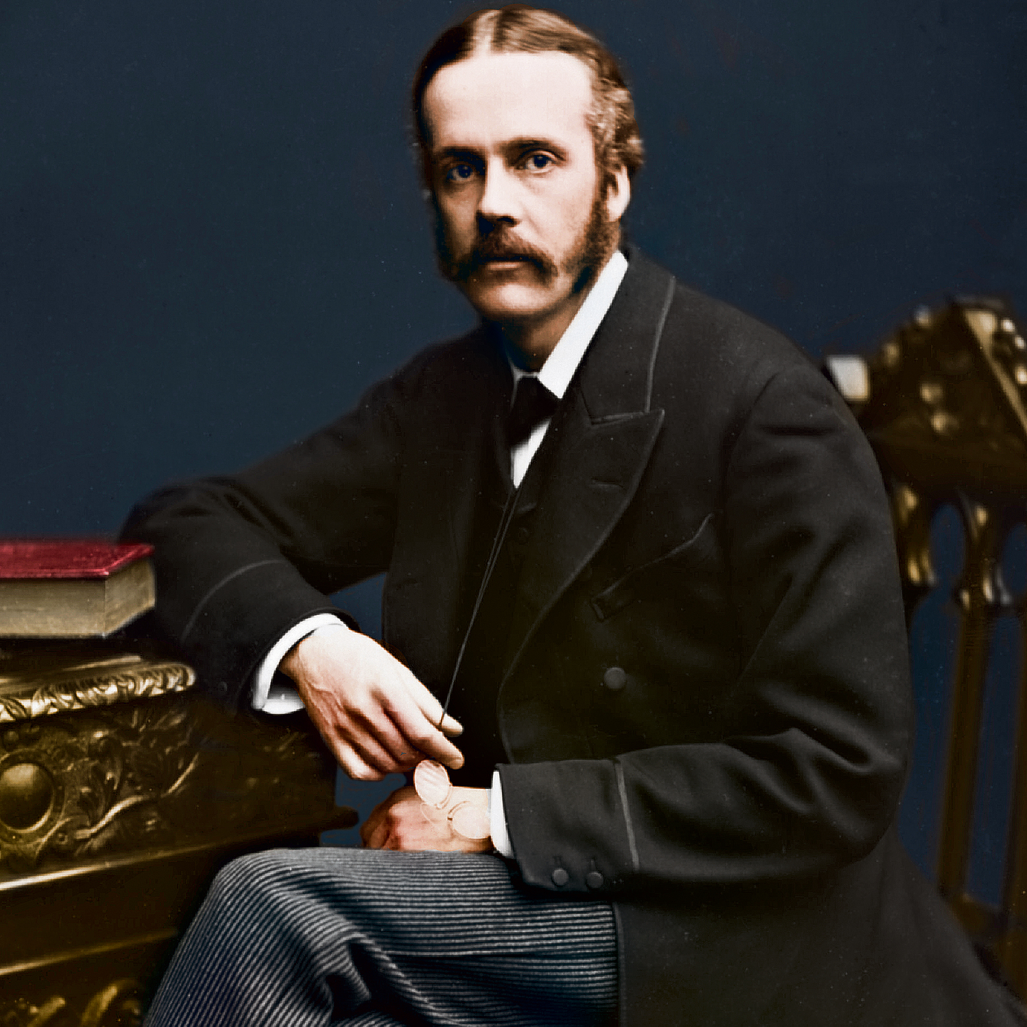 Lord Arthur James Balfour, the man behind the declaration (Photo: Getty Images)