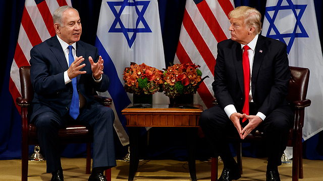 PM Netanyahu (L) and US President Trump (Photo: AP)