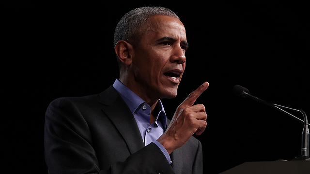 Fmr. president Obama said pulling out of deal meant 'turning our back on America's closest allies' (Photo: AFP)