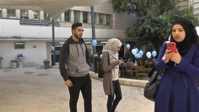 Within a decade, the number of Arab students in Israel had jumped by more than 100 percent. Is Israel really a 'monster' for minorities?   (Photo: Gil Yohanan)