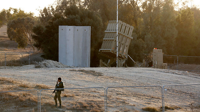 The IDF has deployed Iron Dome missiles in anticipation of a possible escalation (Photo: EPA)