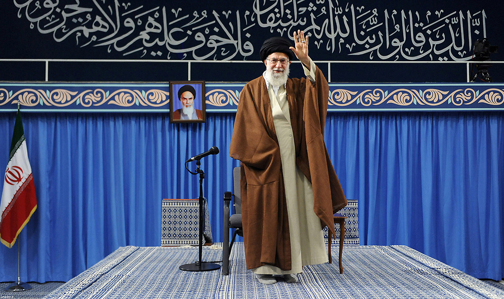 Supreme Leader of Iran Ali Khamenei (Photo: Reuters)