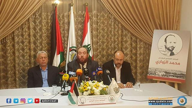 Hamas holds press conference to announce findings of inquiry commission