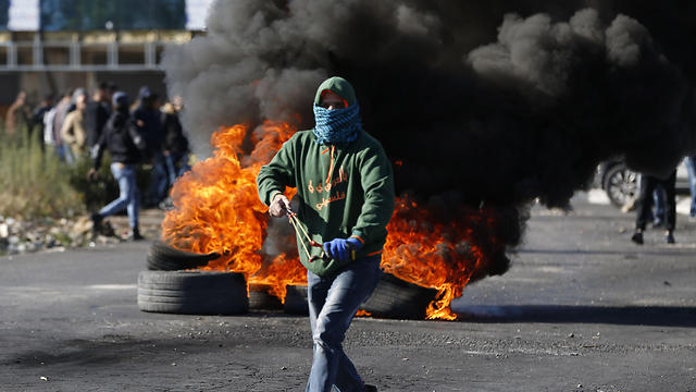 Trump's speech led to mass protests in and around Israel (Photo: AFP)