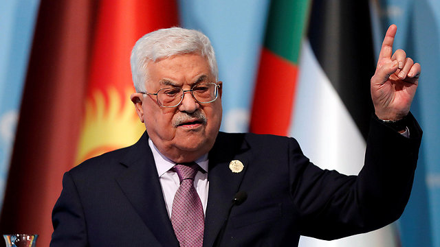 Palestinian President Abbas (Photo: Reuters)