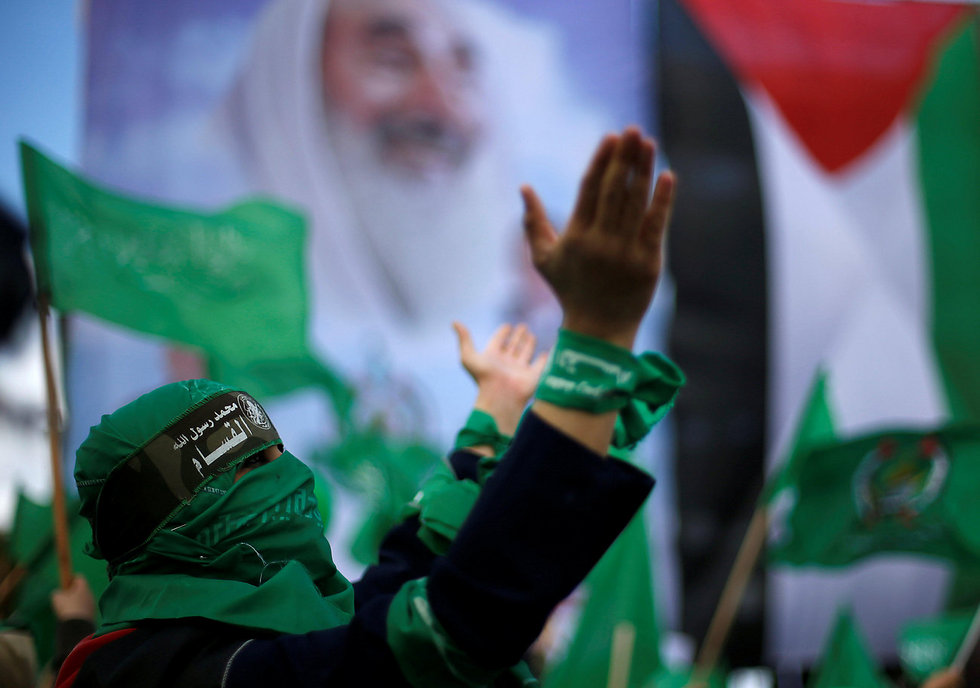 Gaza is a semi-independent political entity controlled by a violent fundamentalist organization  (Photo: Reuters)