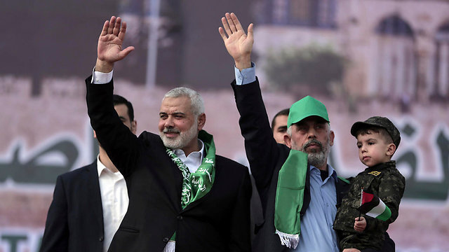 Renewed violence will only bolster Hamas, the Egyptian intelligence officer said (Photo: AP)